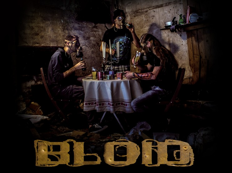Bloid promo Album